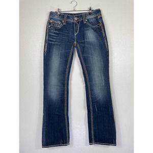 Rock Revival Dara Bootcut Jeans Sz 30